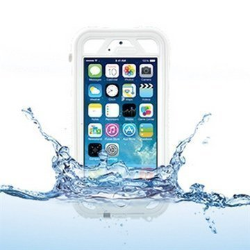 iPhone 5 / 5S / SE Naztech Vault Plus Waterproof Case White