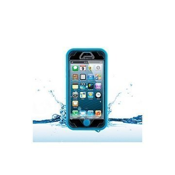 iPhone 5 / 5S / SE Naztech Vault Waterproof Case Blue