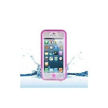 iPhone 5 / 5S / SE Naztech Vault Waterproof Case Pink