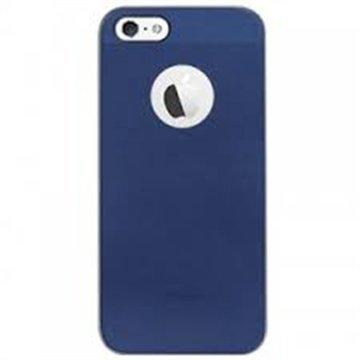 iPhone 5 / 5S / SE Ozaki O!Coat Universe Snap-on Suojakuori Tummansininen
