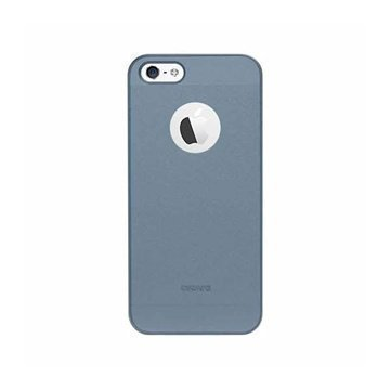 iPhone 5 / 5S / SE Ozaki O!Coat Universe Snap-on Suojakuori Uranus Vaaleansininen