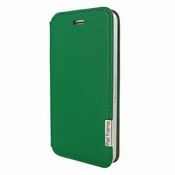 iPhone 5 / 5S / SE Piel Frama FramaSlim Leather Case Vihreä