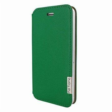 iPhone 5 / 5S / SE Piel Frama FramaSlim Leather Case Vihreä