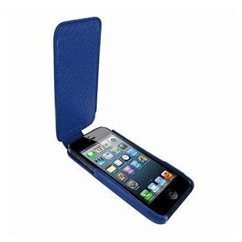 iPhone 5 / 5S / SE Piel Frama iMagnum Nahkakotelo Sininen