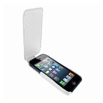 iPhone 5 / 5S / SE Piel Frama iMagnum Nahkakotelo Valkoinen
