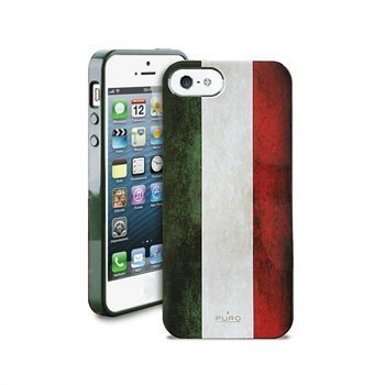 iPhone 5 / 5S / SE Puro Case Italian Flag