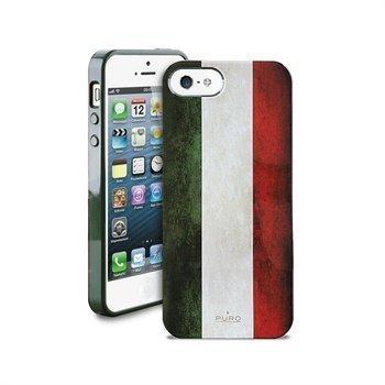 iPhone 5 / 5S / SE Puro Case Italian Flag