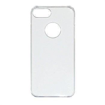 iPhone 5 / 5S / SE Puro Kristallikotelo Läpinäkyvä