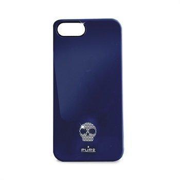 iPhone 5 / 5S / SE Puro Skull Suojakuori Sininen