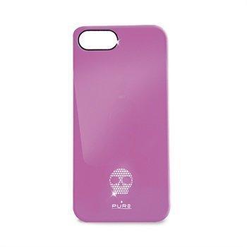iPhone 5 / 5S / SE Puro Skull Suojakuori Vaaleanpunainen