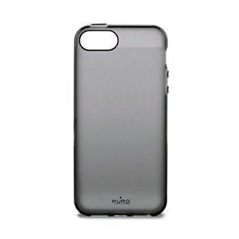 iPhone 5 / 5S / SE Puro Suojakuori Musta