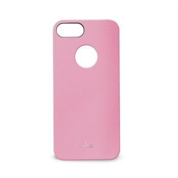 iPhone 5 / 5S / SE Puro Suojakuori Vaaleanpunainen