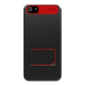 iPhone 5 / 5S / SE STM Arvo Kotelo Harmaa