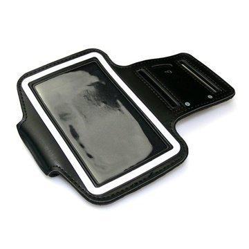 iPhone 5 / 5S / SE Sandberg Sport Käsivarsihihna Musta