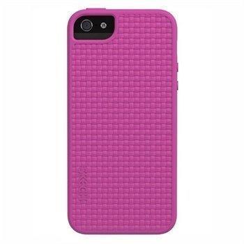 iPhone 5 / 5S / SE Skech GripShock Napsautuskuori Pinkki