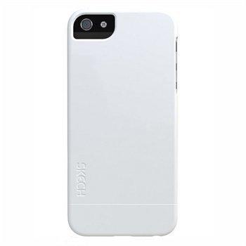 iPhone 5 / 5S / SE Skech Shine Suojakuori Valkoinen