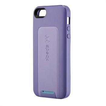 iPhone 5 / 5S / SE Speck SmartFlex View Kotelo Violetti / Violetti / Sininen