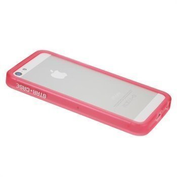 iPhone 5 / 5S / SE StarCase Bumper Cover Pink