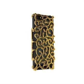 iPhone 5 / 5S / SE StarCase Stone Style Cover Gold