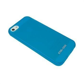 iPhone 5 / 5S / SE StarCase TPU Case Transparent Blue