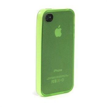 iPhone 5 / 5S / SE Tucano Colore Taustakotelo Vihreä
