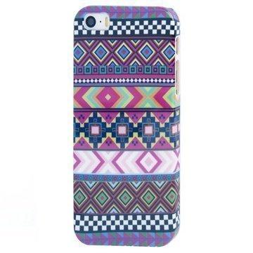 iPhone 5 / 5S / SE Tuff-Luv Navajo Aztec Kotelo Chenoa