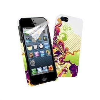 iPhone 5 / 5S / SE Tuff-Luv Suojakuori Groovy