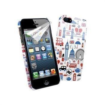 iPhone 5 / 5S / SE Tuff-Luv Suojakuori London Calling
