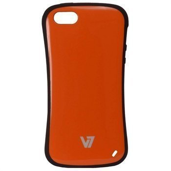 iPhone 5 / 5S / SE V7 Extreme Guard Suoja Oranssi