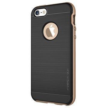 iPhone 5 / 5S / SE VRS Design High Pro Shield Series Kotelo Hohtava Kulta