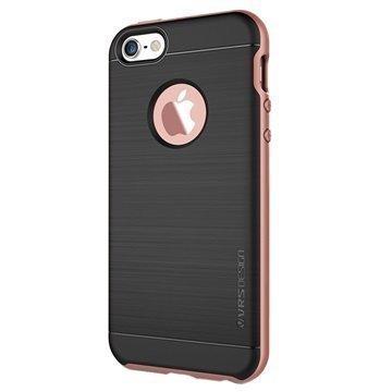 iPhone 5 / 5S / SE VRS Design High Pro Shield Series Kotelo Ruusukulta