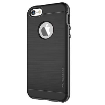 iPhone 5 / 5S / SE VRS Design High Pro Shield Series Kotelo Teräksenhopea