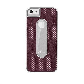 iPhone 5 / 5S / SE X-Doria Dash Takakuori Violetti / Hopea