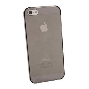 iPhone 5 / 5S / SE iGadgitz Kovakantinen Suojakotelo Savunharmaa