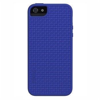 iPhone 5 / 5S Skech GripShock Napsautuskuori Sininen