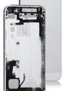 iPhone 5 Takakansi / runko + pienosat Valkoinen