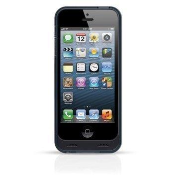 iPhone 5 iPhone 5S iPhone SE Naztech Akkukotelo Musta