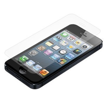 iPhone 5 iPhone 5S iPhone SE Naztech Premium Tempered Glass Screen Protector