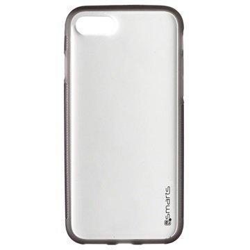 iPhone 5/5S/SE 4smarts StickIt Anti-Gravity Kotelo Harmaa