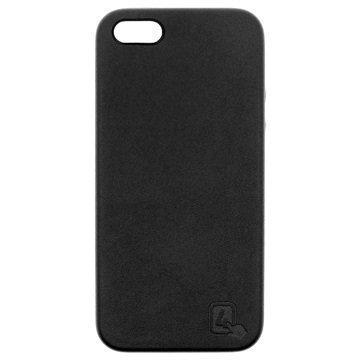 iPhone 5/5S/SE 4smarts Venice Clip Kuori Musta