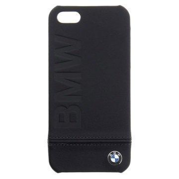 iPhone 5/5S/SE BMW Signature Imprint Case Black