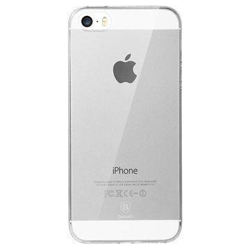 iPhone 5/5S/SE Baseus Sky Suojakuori Läpinäkyvä