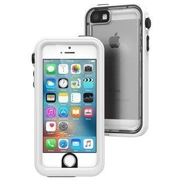 iPhone 5/5S/SE Catalyst Vedenkestävä Kotelo Valkoinen