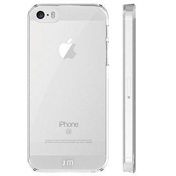 iPhone 5/5S/SE Just Mobile Tenc Suojakuori Kristallin Kirkas