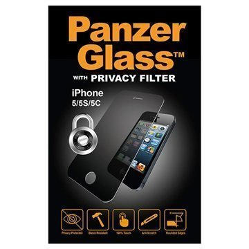 iPhone 5/5S/SE PanzerGlass Privacy Näytönsuoja