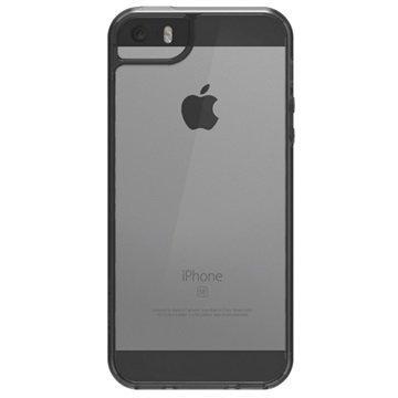 iPhone 5/5S/SE Skech Crystal Suojakuori Kirkas / Savu