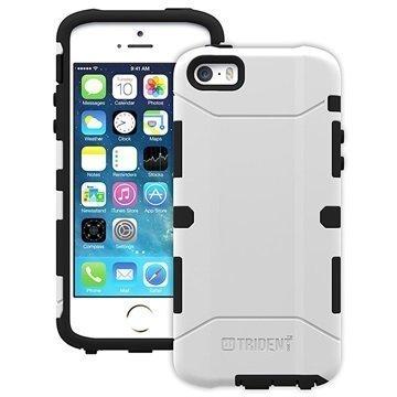 iPhone 5/5S/SE Trident Aegis 2 suojakuori Valkoinen
