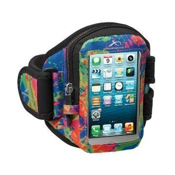 iPhone 5C Armpocket i-10 Armband M Splash