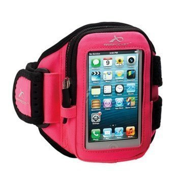 iPhone 5C Armpocket i-10 Käsivarsihihna S Pinkki