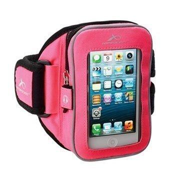 iPhone 5C Armpocket i-25 Käsivarsikotelo M Pinkki